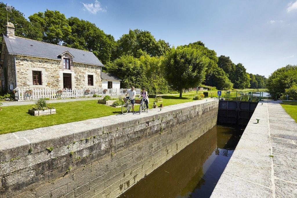Guenrouet - Alexandre Lamoureux - Canal de Nantes à Brest