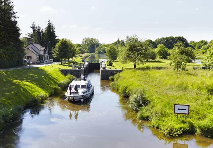 Box Loire-Atlantique - Week-end - Un canal pas banal - Canal de Nantes à Brest - 3