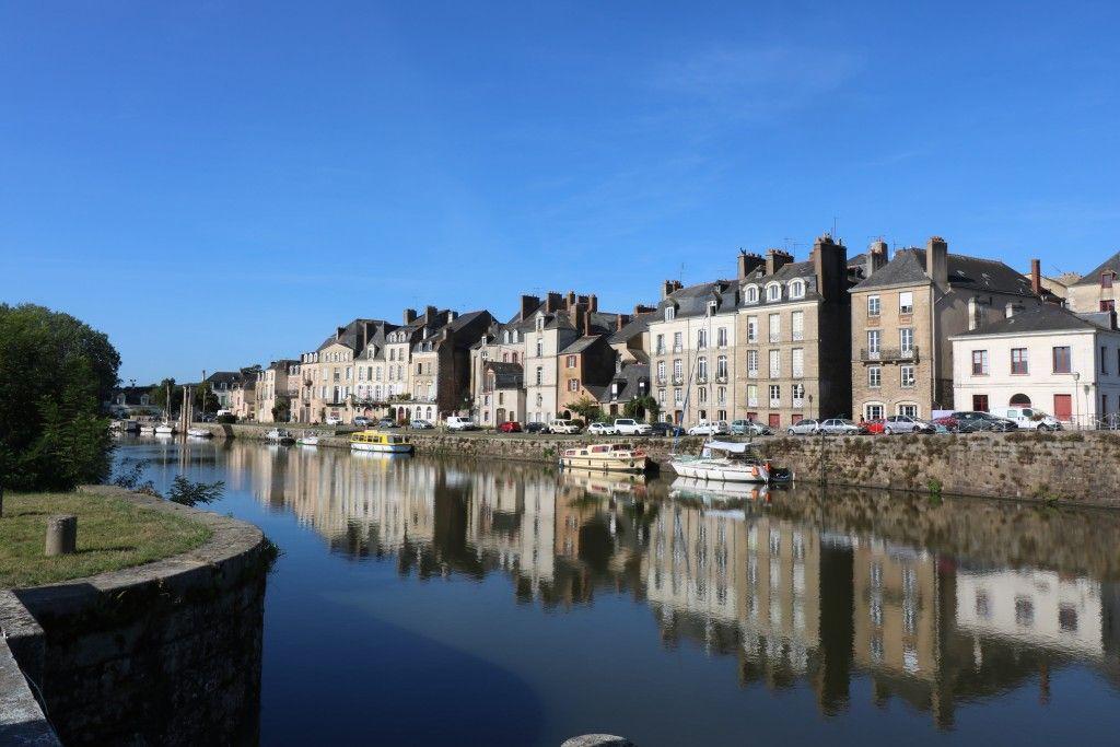 Redon - Canal de Nantes à Brest