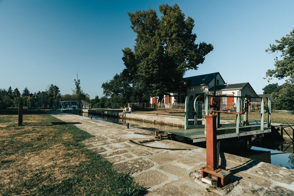 Ecluses - Jeremy Jehanin - Canal de Nantes à Brest