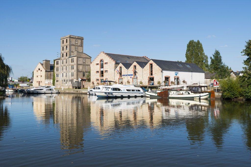 Nort sur Erdre - Valery Joncheray - Canal de Nantes à Brest